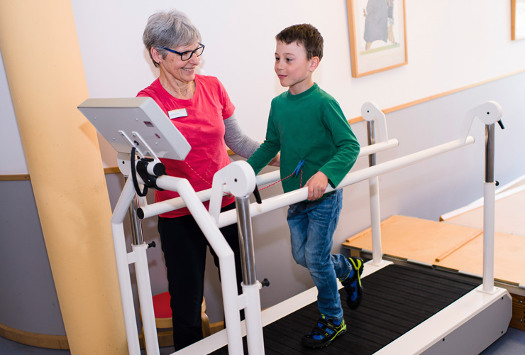 Neuste Technologien bereichern die Physiotherapie